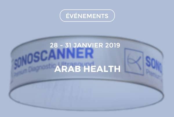 evenements arab health 2