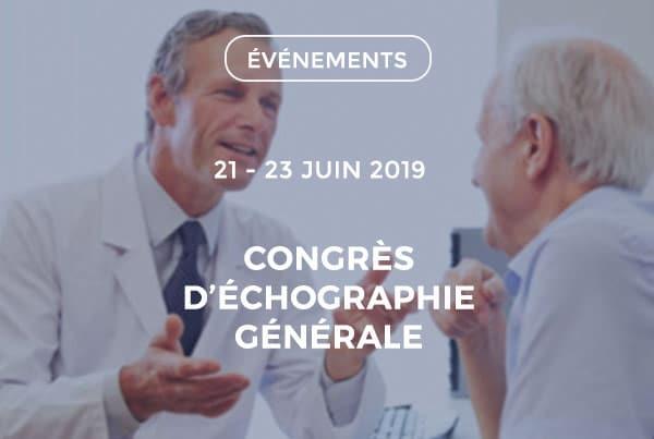 congrès déchographie générale 2019