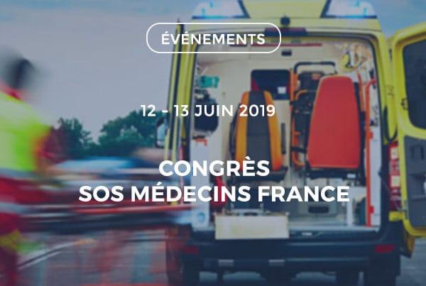 congrès sos médecins france 2019