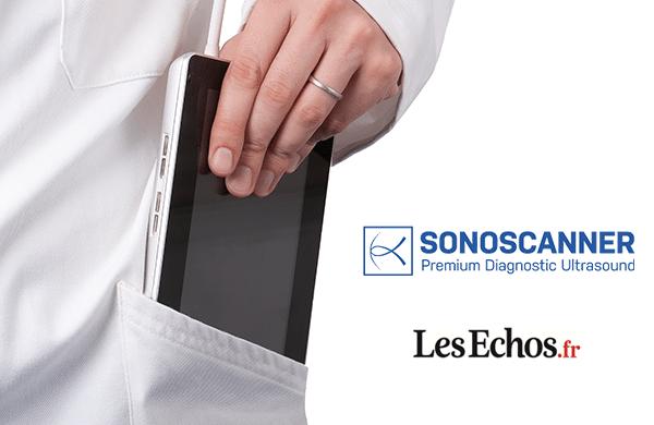 Sonoscanner Top 500 entreprise croissance