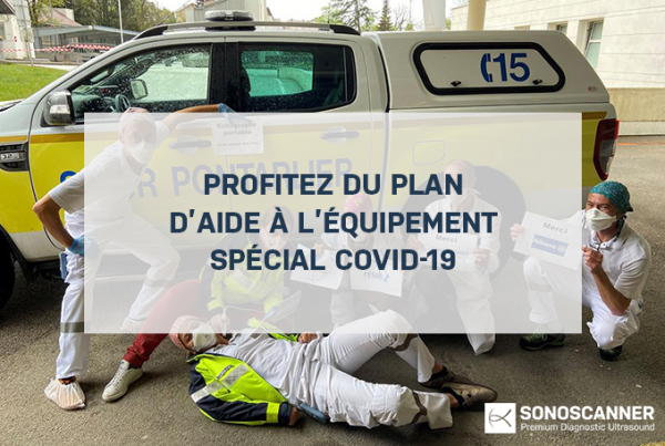 Plan urgence COVID Echographie
