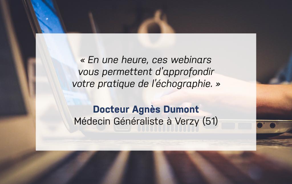 Webinar Sonoscanner Docteur Dumont