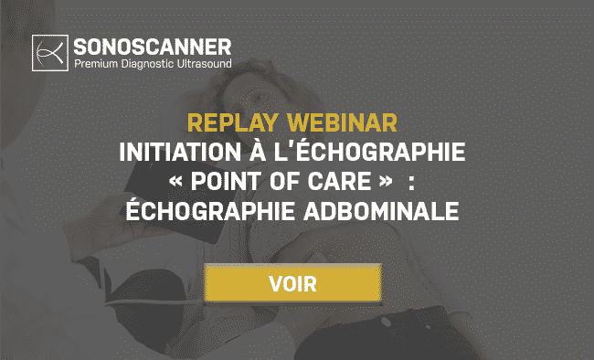 Replay : Initiation à l'echographie Point of care – échographie abdominale