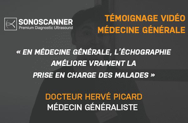 Docteur Picard, médecin généraliste échographiste
