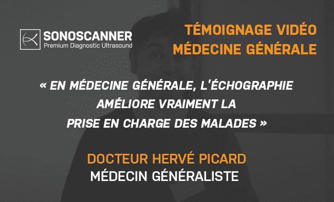 Témoignage du Docteur Hervé Picard