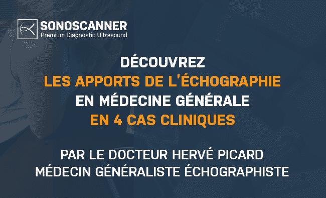 Cas Cliniques : L'Echographie en Médecine Générale